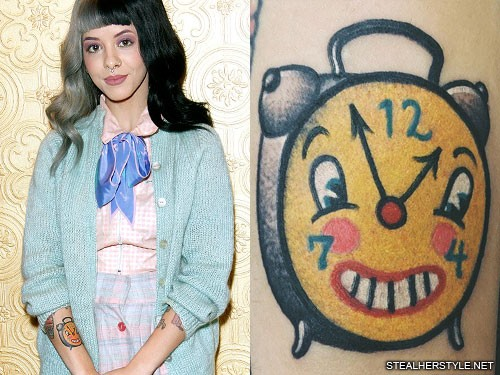 Celebrity Tattoos By Pancho Placas Steal Her Style