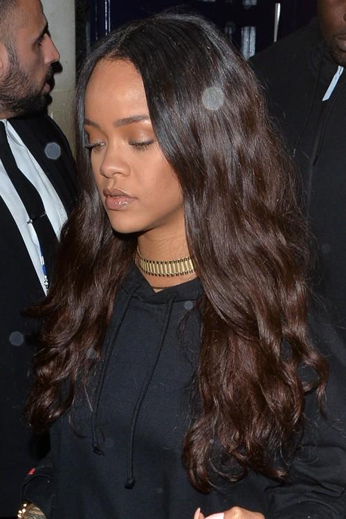 рианна волосы фото