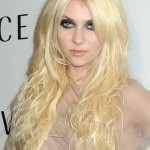 10/19/2009 - Taylor Momsen - 2009 Whitney Museum Gala - Arrivals - The Whitney Museum of American Art - New York City, NY, USA - Keywords: beige dress, ring, bracelet, pocketbook, beige shoes,  2009 Whitney Museum of American Art Gala, Versace - 0 -  - Photo Credit: Janet Mayer / PR Photos - Contact (1-866-551-7827)