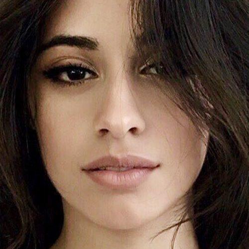 Camila Cabello Makeup Black Eyeshadow Brown Eyeshadow