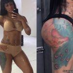 Cardi B Tattoos
