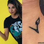 Daniella Monet Tattoos