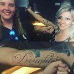 Lacey Sturm Tattoos