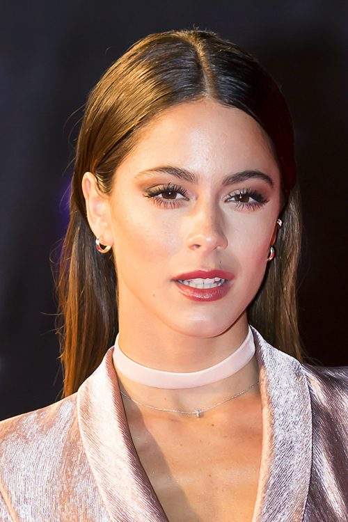 Martina Stoessel Straight Medium Brown Hairstyle Steal