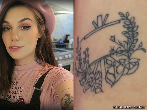 31616e7ac143b Marzia Bisognin's 22 Tattoos & Meanings | Steal Her Style