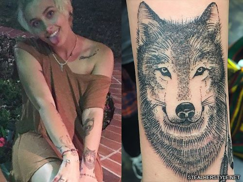 Paris Jackson's 16 Tattoos & Meanings | Steal Her Style
