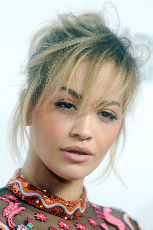 Rita Ora S Hairstyles Amp Hair Colors Steal Her Style Page 7