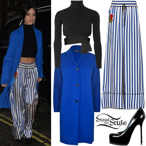 Camila Cabello Clothes & Outfits | Page 2 of 18 | Steal ...