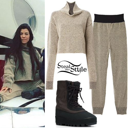 Kourtney Kardashian Clothes Outfits Page 10 Of 14 Steal Her