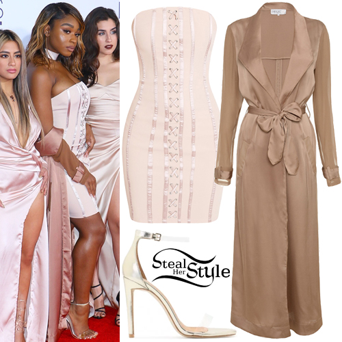 1b9730fadb1 Normani Kordei  2017 People s Choice Awards Outfit
