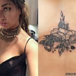 Andrea Russett Tattoos