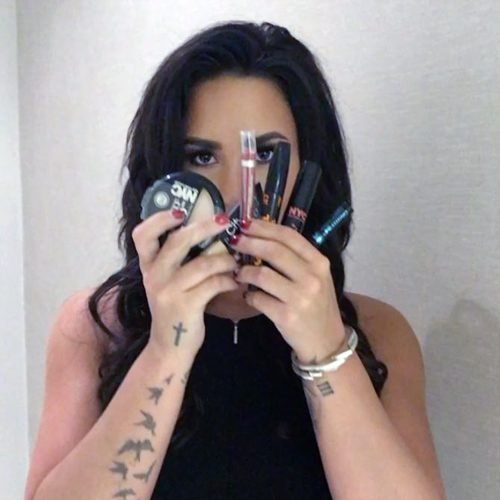 Demi Lovato's Favorite Beauty Products