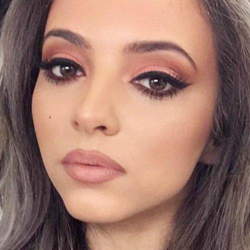 jade thirlwall eye makeup - photo #5