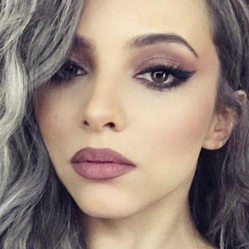 jade thirlwall eye makeup - photo #21