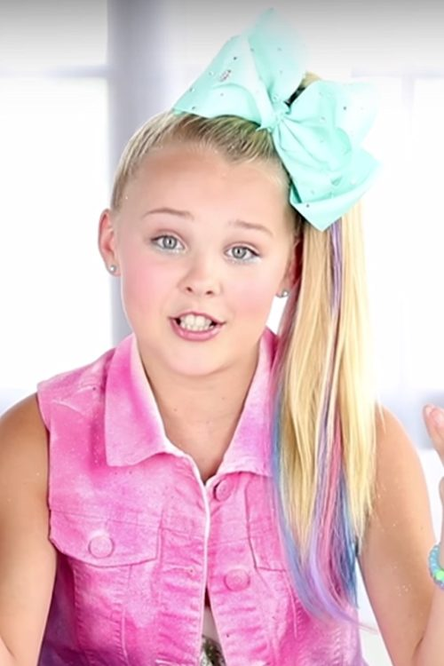 What Is Jojo Siwa S Natural Hair Color