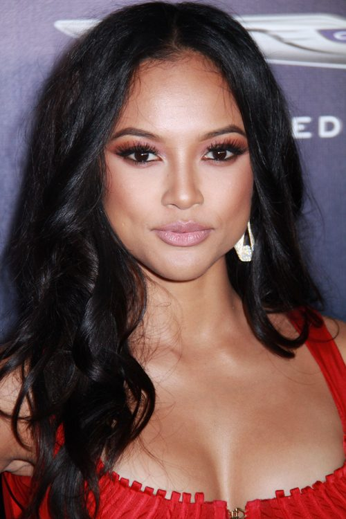 Karrueche Tran S Hairstyles Hair Colors Steal Her Style Page 2