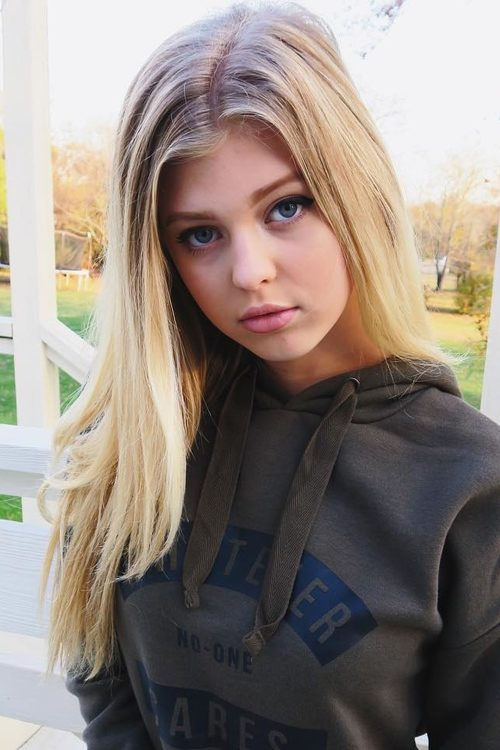Loren Gray Beechs Hairstyles Hair Colors Steal Her Style
