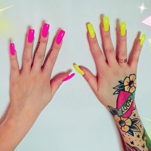 Melissa Marie Green\'s Nail Polish & Nail Art | Steal Her Style