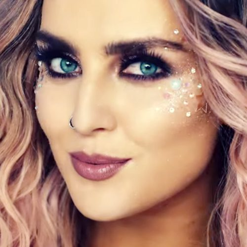 Perrie Edwards Makeup Photos Amp Products Steal Her Style