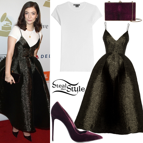 Lorde's Clothes & Outfits | Steal Her Style