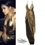 Becky G: Grammys 2017 After-Party Outfit