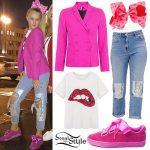JoJo Siwa: Pink Blazer, Ribbon Shoes