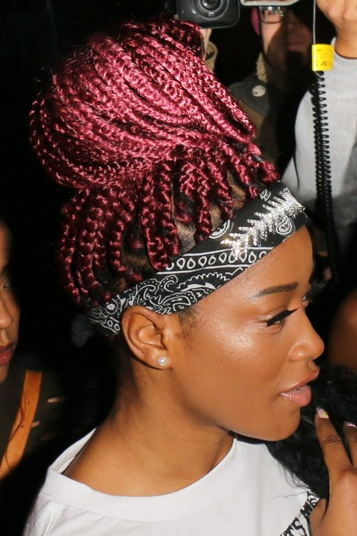 Keke palmers hairstyles hair colors steal her style mhd pacificcoastnews urmus Gallery