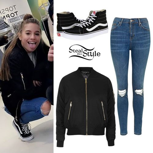 MACKENZIE ZIEGLER CLOTHES u0026 OUTFITS | STEAL HER STYLE on The Hunt
