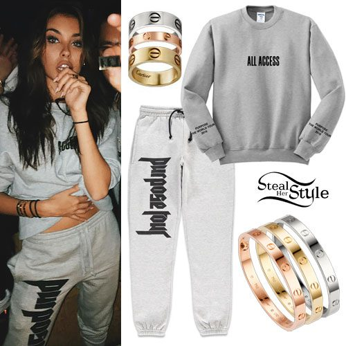 Madison Beer: Purpose Tour Sweats