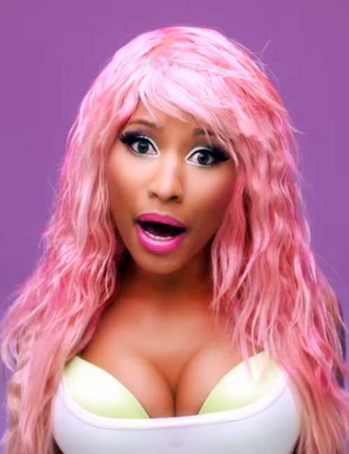 nicki minaj pink hair color nicki minaj hair pictures
