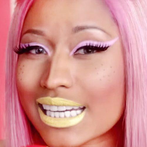Nicki minaj makeup 2018