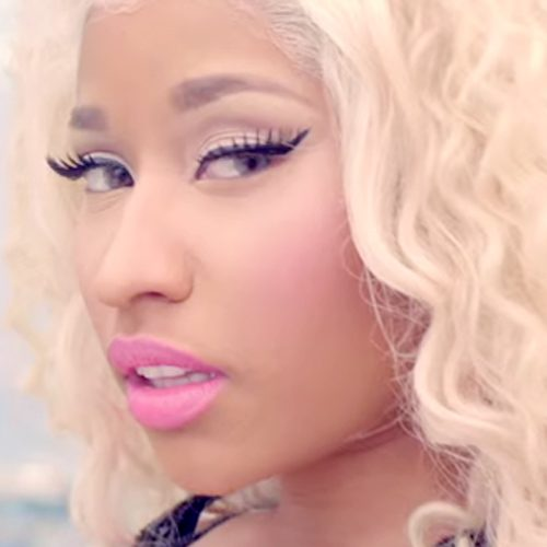 Nicki Minajs Makeup Photos Products Steal Her Style Page 2