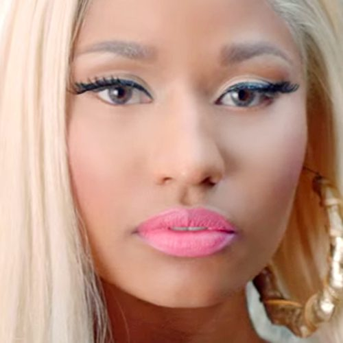 Nicki Minajs Makeup Photos Products Steal Her Style
