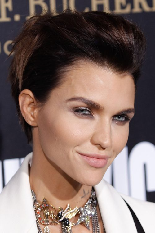 Ruby rose hair images