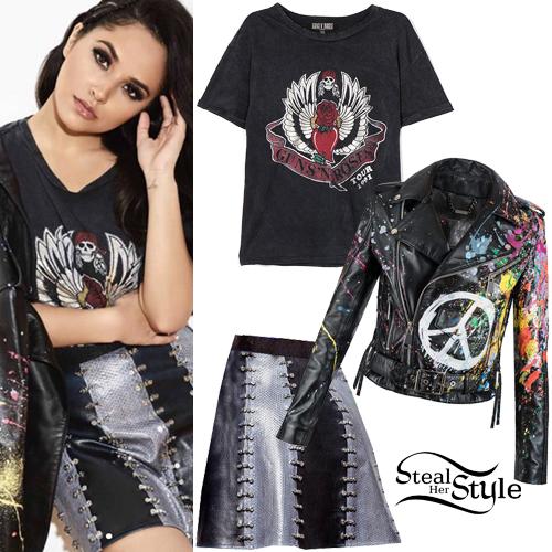 Becky g dress style