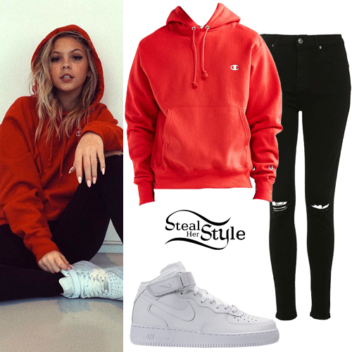 Jordyn Jones Clothes u0026 Outfits | Steal Her Style