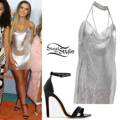 Perrie Edwards 2017 Kids Choice Awards Outfit Steal Her
