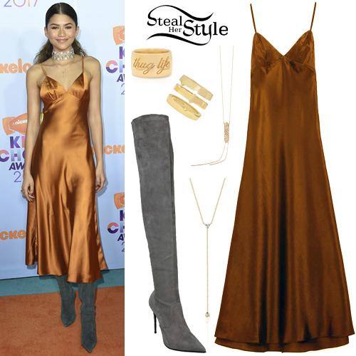 Zendaya: 2017 Kids Choice Awards Outfit