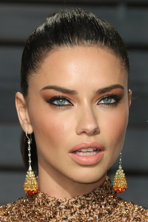 Adriana Lima Hairstyles Hair Colors Steal Her Style