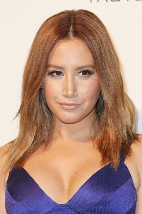 Ashley Tisdale39s Hairstyles Amp Hair Colors  Steal Her Style