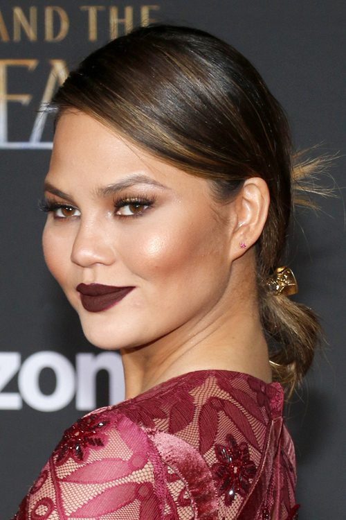 Chrissy Teigen's Hairstyles & Hair Colors | Steal Her Style