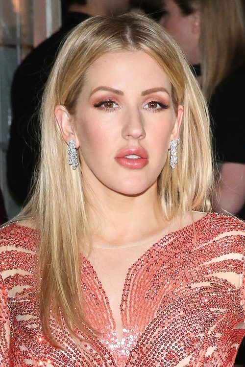 Ellie Goulding's Hairstyles & Hair Colors | Steal Her Style
