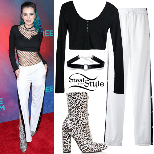 d24d1933 Bella Thorne's Clothes & Outfits | Steal Her Style | Page 5