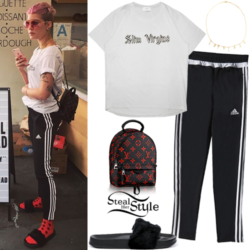 Halsey Clothes Amp Outfits Steal Her Style