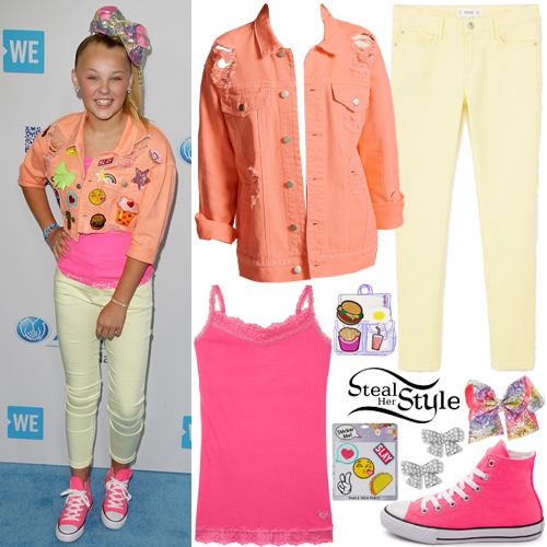 Jojo Siwa Clothes Outfits Steal Her Style