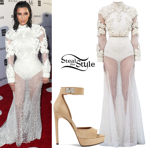 Kim Kardashian Clothes amp; Outfits  Steal Her Style