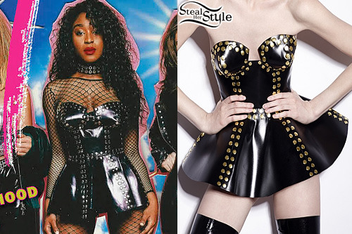 2df13e086e1 Normani Kordei  Galore Magazine Outfits