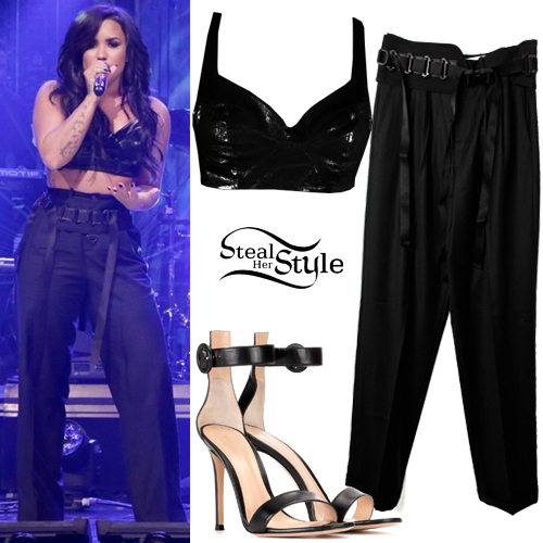 demi lovato style clothes - photo #33