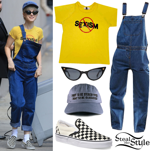 Hayley Williams Fashion Steal Her Style