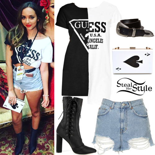 Jade Thirlwall Style April 2017